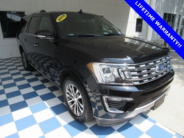 Pre-Owned 2018 Ford Expedition Max Limited