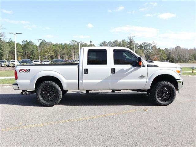 Pre-Owned 2016 Ford Super Duty F-250 SRW 4WD Crew Cab 156 XL