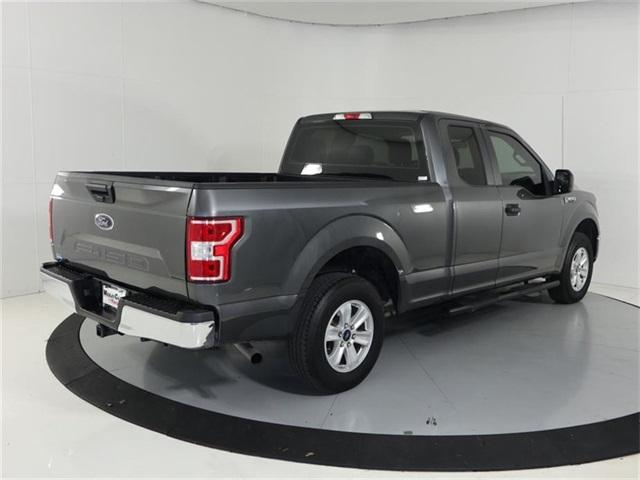 Pre-Owned 2018 Ford F-150 XL 2WD SuperCab 6.5' Box