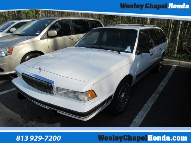 PreOwned Buick Century Special Edition D Station Wagon In - Buick wesley chapel