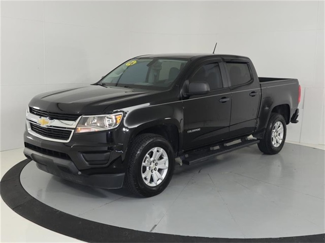 Pre Owned 2016 Chevrolet Colorado Work Truck Rwd 4d Crew Cab