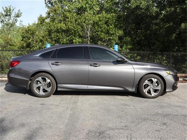 Certified Pre-Owned 2018 Honda Accord EX 1.5T CVT
