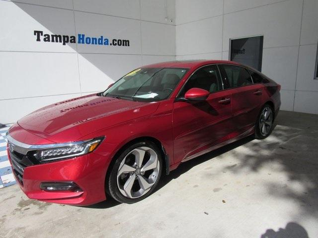 Pre-Owned 2018 Honda Accord Touring 1.5T CVT