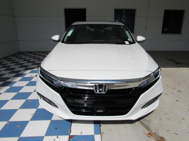New 2020 Honda Accord Hybrid EX-L Sedan