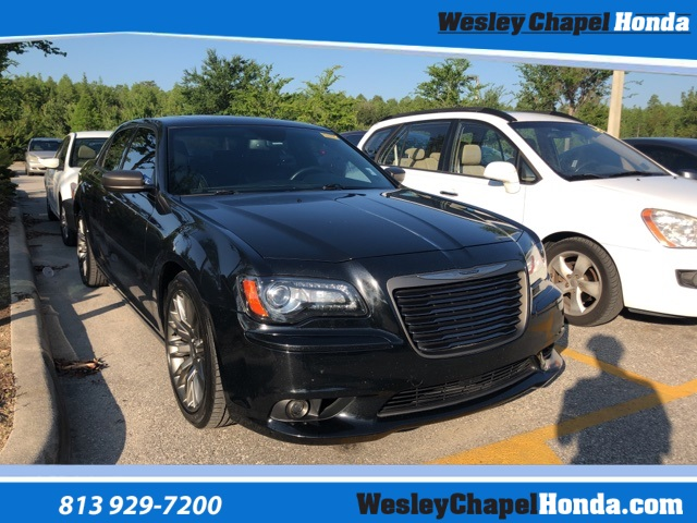 2013 Chrysler 300 C John Varvatos >> Pre Owned 2013 Chrysler 300c John Varvatos 4d Sedan In Wesley Chapel
