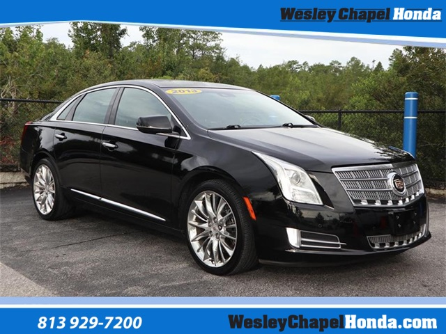 Pre-Owned 2013 Cadillac XTS Platinum