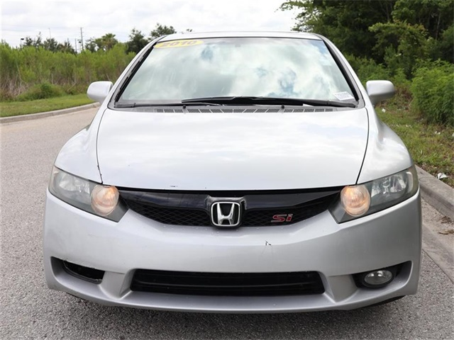 Pre-Owned 2010 Honda Civic Si