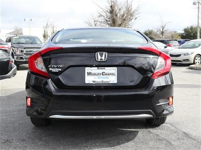 New 2020 Honda Civic LX CVT