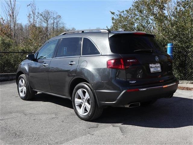 Pre-Owned 2013 Acura MDX AWD 4dr Tech Pkg