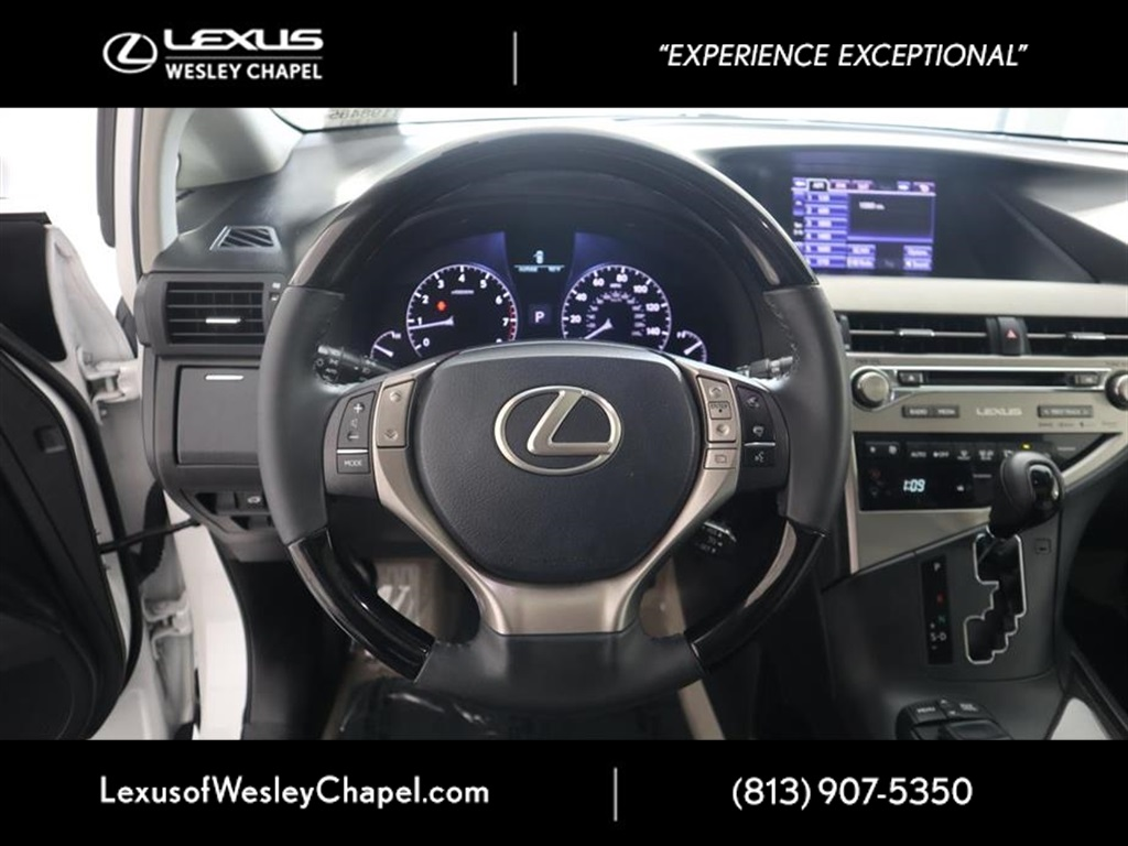 Pre-Owned 2015 Lexus RX 350