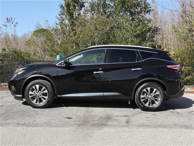 Pre-Owned 2018 Nissan Murano AWD SL