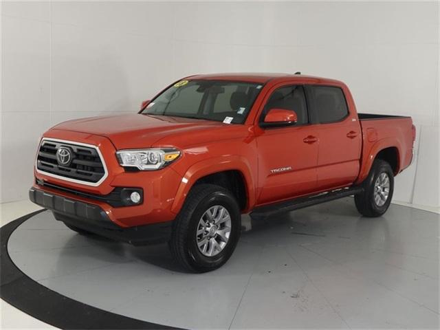 Pre-Owned 2018 Toyota Tacoma SR5 Double Cab 5' Bed I4 4x2 AT