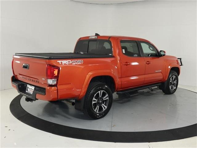 Certified Pre-Owned 2017 Toyota Tacoma TRD Sport Double Cab 5' Bed V6 4x4