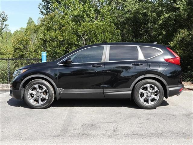 Certified Pre-Owned 2017 Honda CR-V EX 2WD