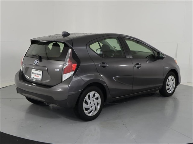 Certified Pre-Owned 2015 Toyota Prius c Two