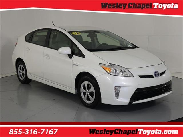 Pre-Owned 2012 Toyota Prius 5dr HB Two