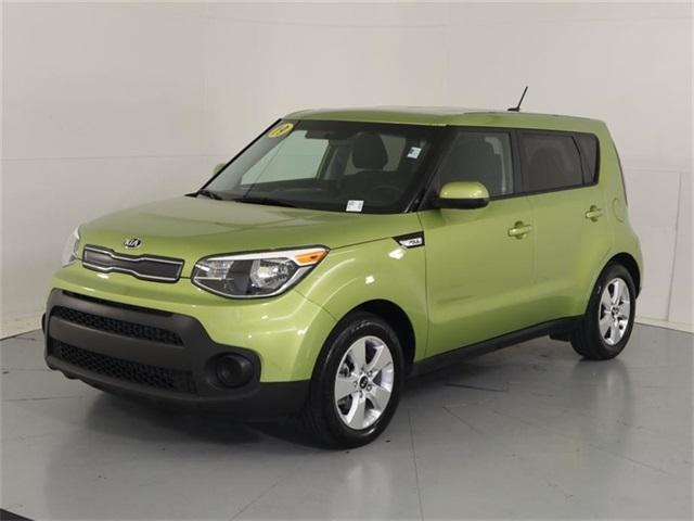 Pre-Owned 2019 Kia Soul Base Auto