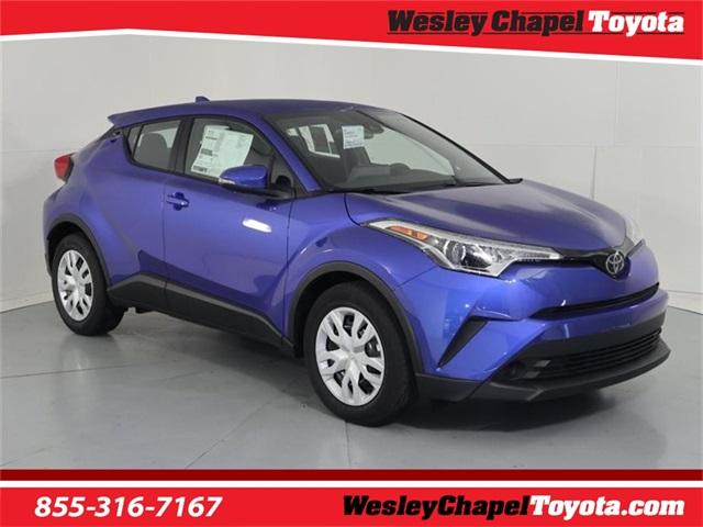 Certified Pre-Owned 2019 Toyota C-HR LE FWD