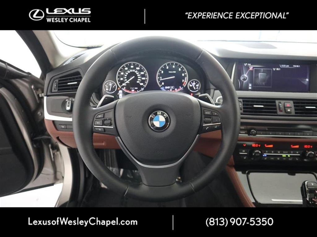 Pre-Owned 2014 BMW 5 Series 550i xDrive