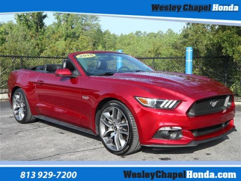Pre-Owned 2015 Ford Mustang GT Premium