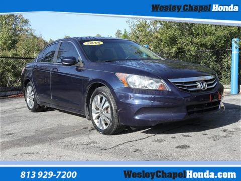 Pre-Owned 2011 Honda Accord EX-L