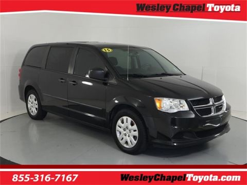 Pre-Owned 2015 Dodge Grand Caravan AVP