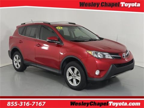 Certified Pre-Owned 2015 Toyota RAV4 XLE