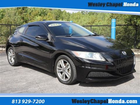 Pre-Owned 2013 Honda CR-Z Base