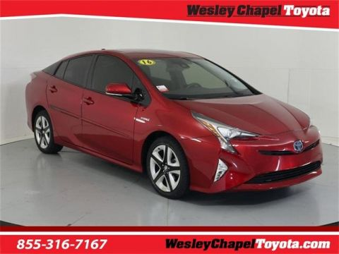 Pre-Owned 2016 Toyota Prius 5dr HB Three Touring