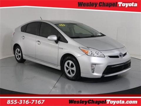 Pre-Owned 2015 Toyota Prius 5dr HB Three